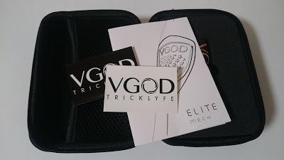 DSC 0086 2 - 【メカニカルMOD】「VGOD Elite Mech Mod」(ブイゴッド・エリート・メックモッド)レビュー。皆さん!!!!あれですよあれ!!!「例のあれ」レビューします!
