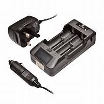 th 2 - 【バッテリー/充電器】「2014 XTAR VP2 インテリジェント 高速充電器 フルセット」レビュー。初めてのレビュー投稿です