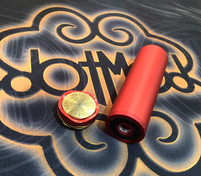 IMG 3941 2 - 【自己紹介&機材紹介】「dotmod petri lite 24mm/dotmod petri V2 RDA」始めまして!たいやきです!【VAPE/電子タバコ】