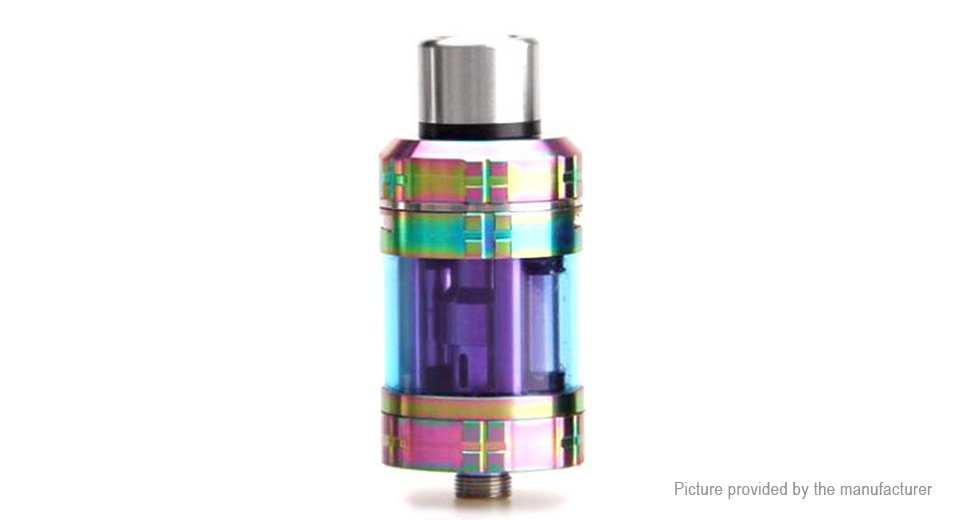 Authentic YOSTA Pillar Sub Ohm Tank Clearomizer