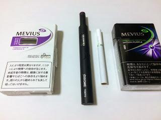 IMG 0006 2 - 【レビュー】VAPE+Ploom Tech!? Ploom Techのたばこカプセルが使える「SAROME VAPE-1スターターキット」試してみた!【VAPE/Ploom Tech】