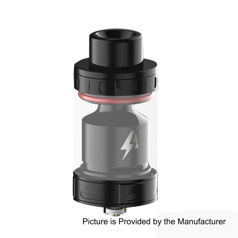 Blitz Intrepid RTA Black 3.5ml 24.5mm Tank Atomizer