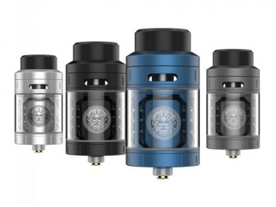 01 4 5 thumb255B2255D 400x300 - 【海外】「Geekvape Zeus RTA」「Eleaf iStick Trim+GSTurboタンク」「Yiloong S18 SquonkメカニカルMOD」「Yiloong Geyscano 75W BF/Squonker MOD」
