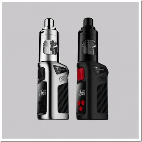 14626932030255B5255D - 【MOD】超小型バッテリー内蔵スターターVaporesso Target mini kit【iStick Pico、Nugget TC、Mini Volt対抗】
