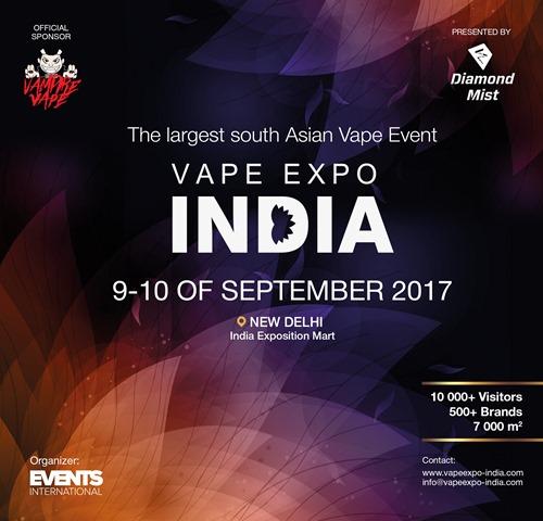 2000x1920px thumb255B3255D - 【イベント】200を超える出展社と1万人の参加者!VAPEの祭典「VAPE EXPO INDIA(インド)」が開催!【VAPE/イベント/EXPO/海外】