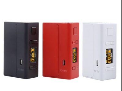 20161227 bb96c3 thumb255B1255D 400x300 - 【MOD】「aspire NX100 BOX MOD」(アスパイア・エヌエックス100)レビュー。操作簡単!多機能テクニカル!18650&26650バッテリー対応【MOD/aspire/電子タバコ】