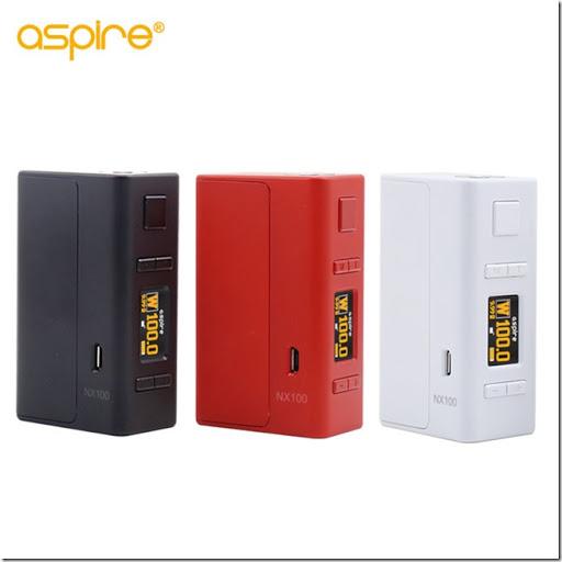 20161227 bb96c3 thumb255B1255D - 【MOD】「aspire NX100 BOX MOD」(アスパイア・エヌエックス100)レビュー。操作簡単!多機能テクニカル!18650&26650バッテリー対応【MOD/aspire/電子タバコ】