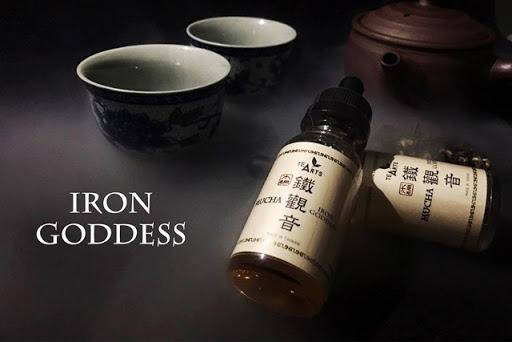 20170327011412123 thumb255B2255D - 【リキッド】《TEA ARTS》Vethos Design 鉄観音(鐵觀音)てつかんのん)茶リキッド by TEARTS MUCHA IRON GODDESSレビュー!ハイパーお茶々。しかしこの文字読めないよねー【国内/台湾産/お茶/電子タバコ】