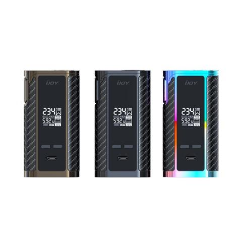 201704271856396640 thumb255B2255D - 【MOD】「IJOY CAPTAIN PD270 BOX MOD」(アイジョイ・キャプテンピーディー270)レビュー。20700バッテリーが2本付属、30mmアトマが搭載可能な新世代のデュアルバッテリーMOD【電子タバコ/爆煙】