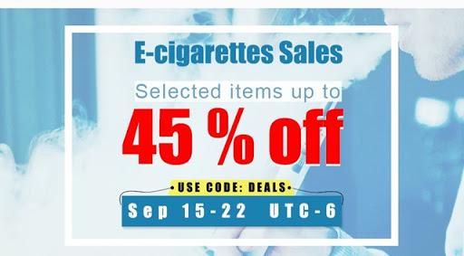 20170915 b3fa854e797d463790d18b93d894a353 thumb255B2255D - 【セール】FastTech電子タバコ最大45%オフセール&「ブラックチョコレート」HILIQ週間リキッドセール