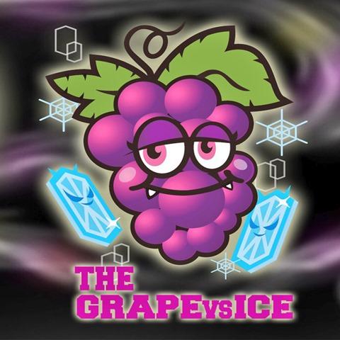 35985 thumb255B2255D - 【リキッド】KAMIKAZE E-JUICE「JASMINE TEA(ジャスミンティー)」「THE GRAPE VS ICE(ザ グレープ VS アイス)」(KAMINARI VAPE CO.)リキッドレビュー!わかりやすいフレーバー!!【国産/リキッド/ベプログ/VAPE/電子タバコ】