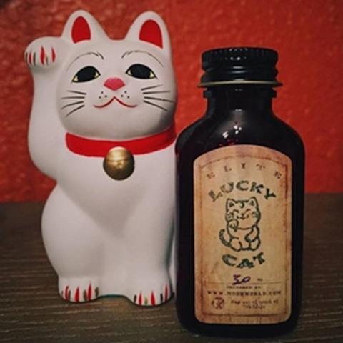 36165 thumb255B2255D - 【リキッド】「Lucky Cat」(ラッキーキャット)Tark's Select Reserve(タークスセレクトリザーブ)リキッドレビュー!古来より愛されるキイチゴラズベリータバコフレーバー。【電子タバコ/国産/VAPE】