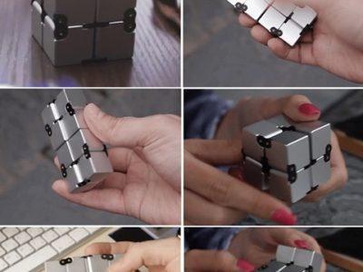 61DtA9IZjsL. SL1000 thumb255B3255D 400x300 - 【小物/フィジェット】「味重視のステンレスヒートシンク510ドリップチップにぴったり設計」を買ってみた話と、スピナーの次世代型無限のキューブ「フィジェットインフィニティキューブ」