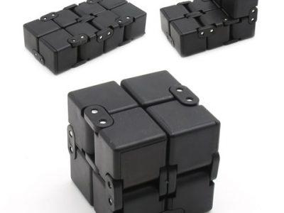 61dLv8Y78sL. SL1000 thumb255B2255D 400x300 - 【フィジェット/Fidget】次世代フィジェット「Fidget Infinity Cube (フィジェット・インフィニティ・キューブ)」&「ハンドフィジェットスピナー2種」レビュー。無限パワー!?