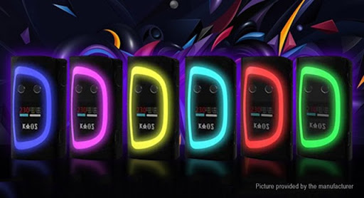 7788600 1 thumb255B3255D - 【海外】「E-BOSSVAPE Blizz RDA」「Digiflavor Ubox キット1700mah」「FDX Green LED ライトイルミネーター w/ ヒートシンク」「VGODレジンドリップチップ」「ハンドスピナー」