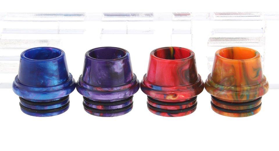 Resin 810 Drip Tip (4 Pieces)