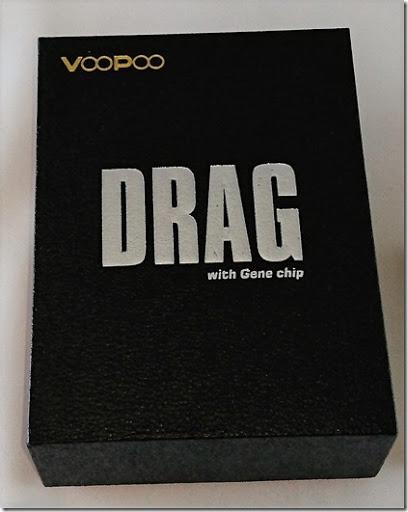 DSC 0025 thumb1 - 【MOD】VOOPOO「DRAG 157W」(ヴープードラッグ)レビュー。反応速度がよく、イカシテルやつ。【VAPE/電子タバコ】