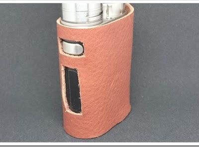 DSC 2005255B1255D255B1255D 400x295 - 【DIY】Eleaf iStick Picoに自作レザーカバーをつけてみた【もらいもの】