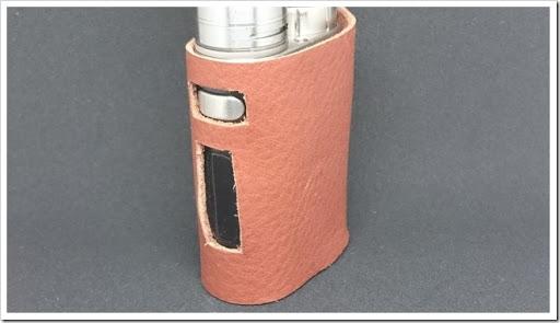 DSC 2005255B1255D255B1255D - 【DIY】Eleaf iStick Picoに自作レザーカバーをつけてみた【もらいもの】
