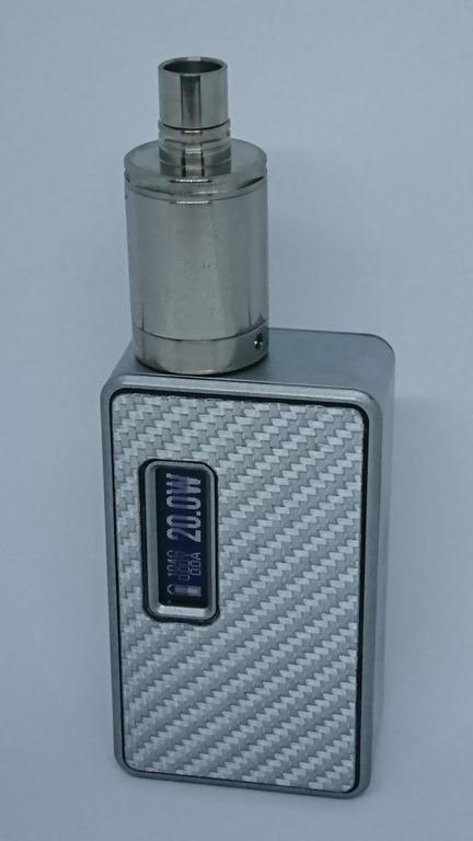 DSC 33528 - 【RDA】「ACHILLES II RDA by TITANIUM MODS」(アキレス2RDA)レビュー。シルキーな濃厚フレーバー!シングルコイルビルドの最強クラスフルチタン製ドリッパーfromウクライナ!【オーセン/電子タバコ/VAPE】