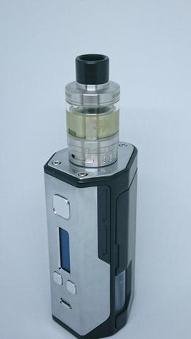 DSC 4009 thumb255B2255D - 【RTA】「Geek Vape Ammit 25 RTA」(ギークベープアメミット25RTA)レビュー。アメミットの新型はデカミット!?タンク容量バリエーションありのクラウド・フレイバー製造アトマ【電子タバコ/VAPE/爆煙/アトマイザー】