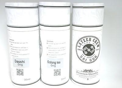 DSC 6412 thumb255B6255D 400x288 - 【リキッド】Layzer Crew(レイザークルー)新作「Daoshi(道士)」「Oolong Tea(ウーロン茶)」リキッドレビュー。コーヒーたばこバニラとウーロン茶!【ワコ◎ダ?/国産】