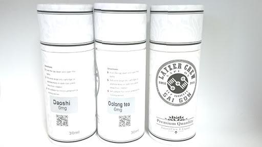 DSC 6412 thumb255B6255D - 【リキッド】Layzer Crew(レイザークルー)新作「Daoshi(道士)」「Oolong Tea(ウーロン茶)」リキッドレビュー。コーヒーたばこバニラとウーロン茶!【ワコ◎ダ?/国産】