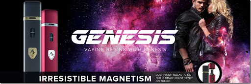 Genesis Banner thumb1 - 【MTL極振りスティックAIO】HANGSEN GENESIS(ハンセン ジェネシス)【レビュー】~おしゃれ意識高い系女子向け?編~