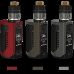 RX GEN3 35 thumb2 150x150 - 【レビュー】Wismec Reuleaux Tinker with COLUMNスターターキットレビュー。カラフルなデザイン&300W出力のパワフルなMODとタンク。