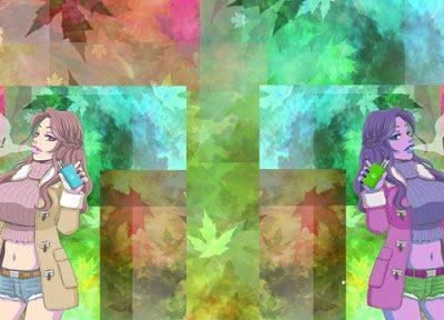SDUdKAFt thumb255B2255D 400x288 - 【雑記】VAPEJPを秋・冬仕様にしてみました!イラストレーションby小本田絵舞先生!!食欲の秋。VAPEの秋。