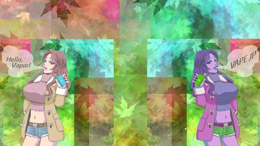 SDUdKAFt thumb255B2255D - 【雑記】VAPEJPを秋・冬仕様にしてみました!イラストレーションby小本田絵舞先生!!食欲の秋。VAPEの秋。