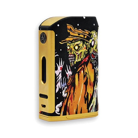 asvape michael 200w box mod walking dead edition 4 thumb255B2255D - 【海外】「Asvape Michael Mod (Walking Dead edition)」 「VGME 18350メカニカルMOD」「WISMEC SINUOUS SW with Elabo SWスターターキット」