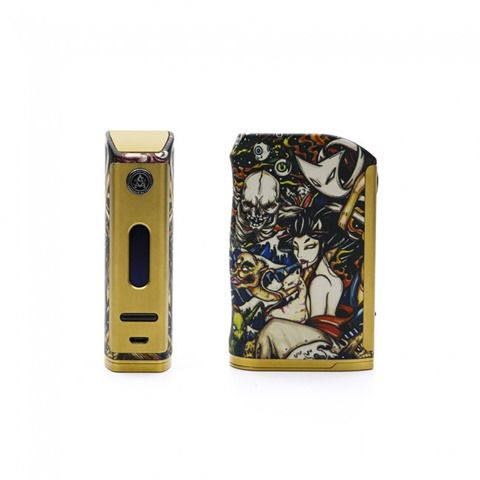 asvape michael vo200 tc box mod devils night edition 5 thumb255B2255D - 【GIVEAWAY】暑中見舞い!「Asvape Michael VO200」「Geek Vape Tab Pro」「Augvape Druga 24mm RDA」等当たる!【3AVAPE】