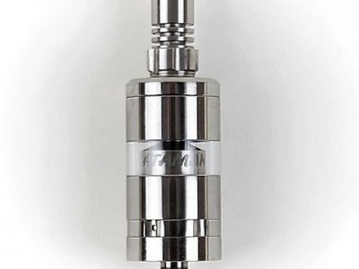 ataman full titanium thumb255B3255D 400x300 - 【RTA】Titanium Mods「ATAMAN III RTA」レビュー。(チタニウムモッズ・アタマンスリーRTA)MTLフレーバーチェイサーでクレイジーなほど美味なアキレス2ライクシングルビルドアトマイザー!ロシアからの刺客第2弾【VAPECHK/電子タバコ/フレーバー】