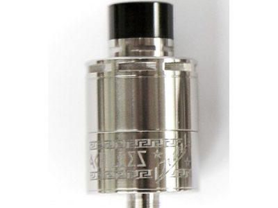 atomizer achilles full titanium thumb255B2255D 1 400x300 - 【RDA】 ACHILLES dual RDA by Titanium Mods (アキレスデュアルRDA)レビュー。アキレスIIのデュアルビルド対応バージョン!チタン製で軽量・爆煙・味良し