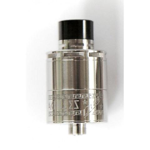 atomizer achilles full titanium thumb255B2255D 1 - 【RDA】 ACHILLES dual RDA by Titanium Mods (アキレスデュアルRDA)レビュー。アキレスIIのデュアルビルド対応バージョン!チタン製で軽量・爆煙・味良し