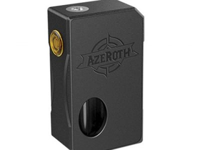 authentic coilart azeroth squonk mechanical box mod black aluminum 7ml 1 x 18650 20700 21700 thumb255B2255D 400x300 - 【海外】「CoilART Azeroth BF/Squonker MOD」「Innokin Endura T20-S Complete 1500mAh」「Innokin Prism T20-Sタンク」【東プレReal Force、16年ぶりに更新】