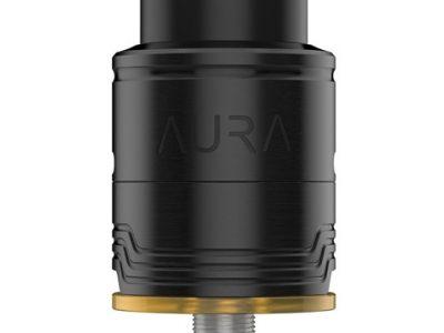 authentic digiflavor aura rda rebuildable dripping atomizer w bf pin black stainless steel 24mm diameter thumb255B2255D 400x300 - 【海外】「Digiflavor Aura RDA」「Pioneer4You IPV Eclipse 200W」「Vapjoy Amos 900mAh VV」「ハンドフィジェットスピナー」子供がいる家は禁煙になる!?
