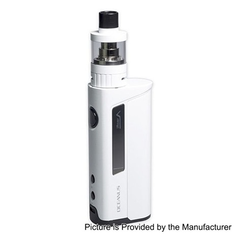 authentic innokin oceanus isub 110w vw variable wattage mod isub ve tank kit white 6110w 1 x 20700 thumb255B2255D - 【MOD】「Innokin Oceanus iSub 110W VW Mod + iSub VE タンクキット」(イノキンオシアヌスアイサブ+アイサブブイイータンク)レビュー!20700バッテリー採用モデル!
