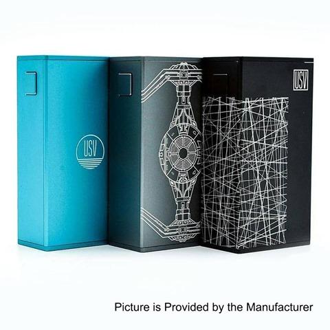authentic usv l 75w tc vw variable wattage box mod tiffany blue zinc alloy 175w vo 75 chip thumb255B2255D - 【海外】「USV L 75W MOD」「Joyetech EKEE 80W 2000mAh」「Joyetech ProCore Motor サブオームタンク」「Wotofo RAM BF」など
