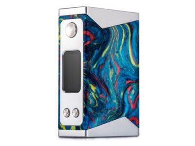 authentic wotofo stentorian basilisk 200w tc vw variable wattage box mod red blue zinc alloy resin 2 x 186502B252812529 thumb255B2255D 400x300 - 【海外】「Moyuan MEET 250W VV」「Wotofo Stentorian Basilisk 200Wレジンボディ」「REV NITRO 200W TC VW」