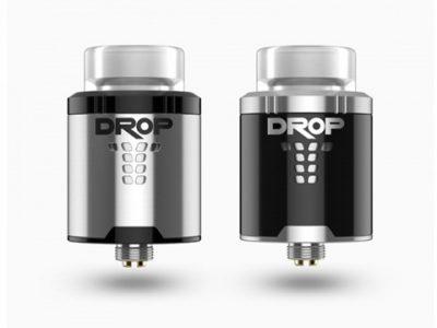 digiflavor drop rda 1 thumb255B4255D 400x300 - 【海外】「Digiflavor Drop RDA - 24mm」「SBody Lancer 88W」「SBody Spartan Pro 198W」「SBody Artisan DNA75C」ほか
