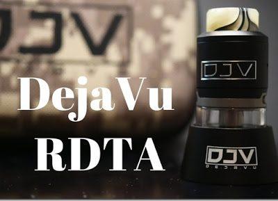 maxresdefault thumb255B1255D 1 400x289 - 【RDTA】「DEJAVU RDTA」(デジャヴュRDTA)レビュー。あっついアツイアトマイザー!!ケースも豪華【VAPE/RDA/RTA】