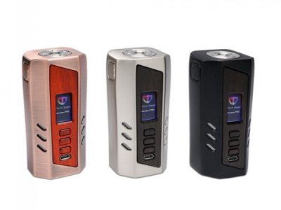 ranger75c 01 thumb255B3255D 400x300 - 【海外】「Thinkvape Ranger 75C mod」「SNOWWOLF 200W C TC/VW」「Steam Crave Aromamizer V-RDA」「ARAMAX Power Kit 5000mAh」「VandyVape Bonza RDA」