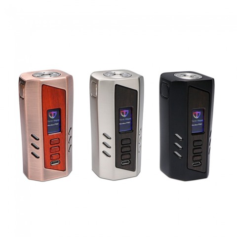 ranger75c 01 thumb255B3255D - 【海外】「Thinkvape Ranger 75C mod」「SNOWWOLF 200W C TC/VW」「Steam Crave Aromamizer V-RDA」「ARAMAX Power Kit 5000mAh」「VandyVape Bonza RDA」