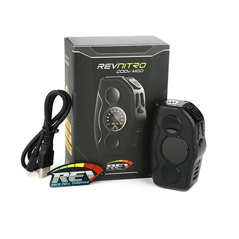 rev nitro 200w tc box mod 2  thumb255B2255D - 【海外】「REV Nitro 200W TC Box Mod」「Augvape Boreas V2 RTA」「SBody Lancer 88W TC/VW MOD」