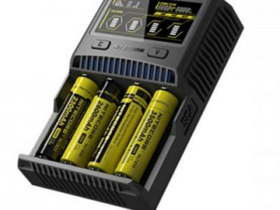 sc4 2 thumb255B2255D 400x300 - 【バッテリー/充電器】「NITECORE Superb Charger SC4」(ナイトコア・スーパービーチャージャー・エスシーフォー)レビュー。3A*2で最大6A給電可能な最強充電器!【VAPE/電子タバコ/アクセサリ】