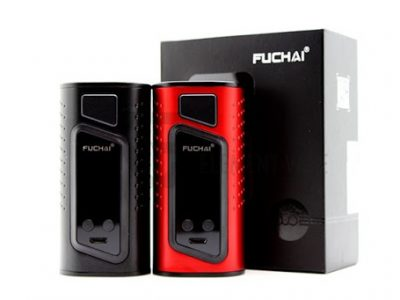 sigelei fuchai duo 3 175w tc box mod thumb255B2255D 400x300 - バッテリー3本・2本切り替え可能なスマートでゴツい変態MOD。Sigelei Fuchai Duo-3 175W(シグレイ・フューチャイデュオスリー175W)がかなりヤバイ