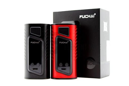 sigelei fuchai duo 3 175w tc box mod thumb255B2255D - バッテリー3本・2本切り替え可能なスマートでゴツい変態MOD。Sigelei Fuchai Duo-3 175W(シグレイ・フューチャイデュオスリー175W)がかなりヤバイ