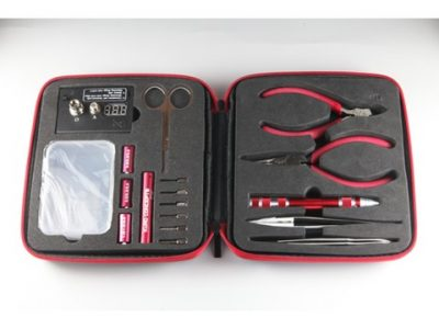 vapesteez c mst thumb255B3255D 400x300 - これを買っておけば間違いないんじゃない?「COIL MASTER DIY KIT MINI(コイルマスター)ツールキット」レビュー。